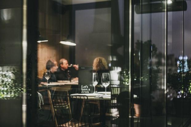 restaurante dear hotel en madrid