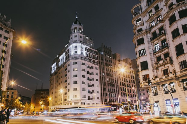 fachada dear hotel en madrid
