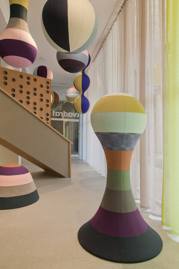 6 forest comes home kvadrat
