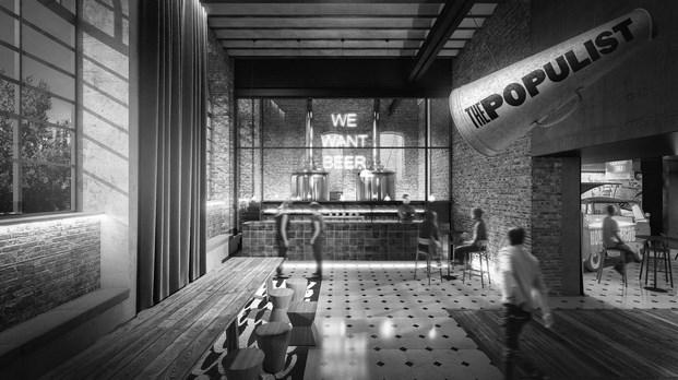 8 the populist brewery lagranja