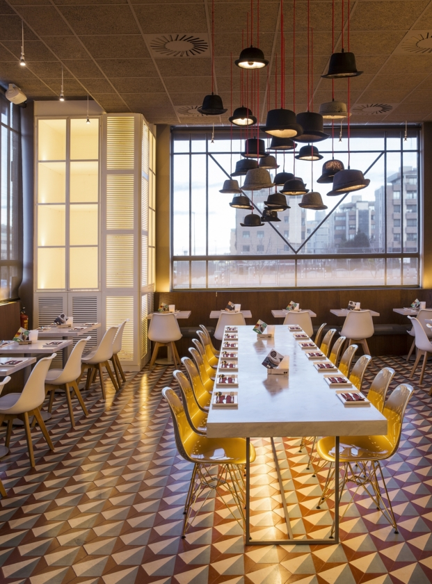 restaurante 80 grados las tablas madrid in love diariodesign