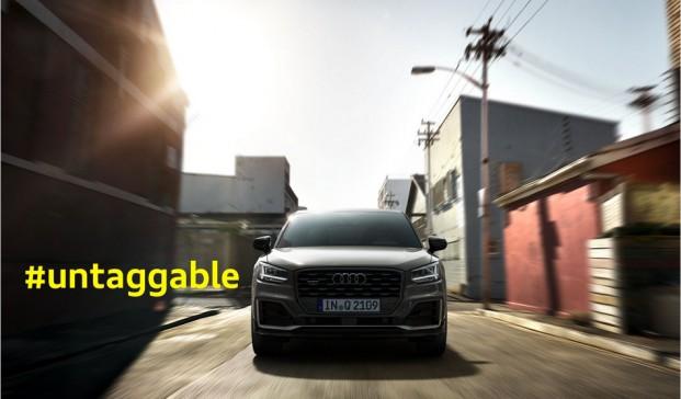 Audi Q2 untaggable (1)