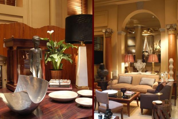 Visita los espacios privados de 12 dise adores de interior en madrid - Disenadores de interiores madrid ...