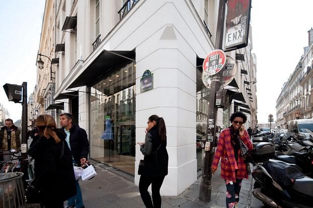 colette concept store fachada en paris diariodesign