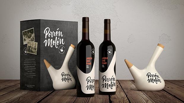 El Porrón Molón de Barcelona Brands
