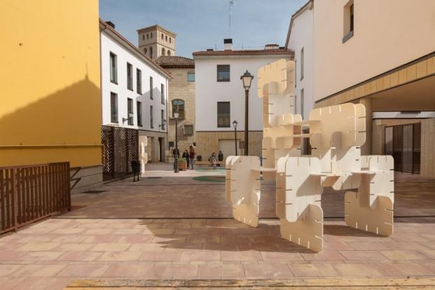 concentrico arquitectura efimera en logroño diariodesign