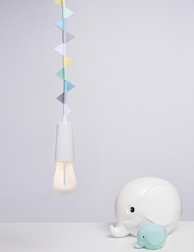 plumen lamparas para habitaciones ninos modern family diariodesign