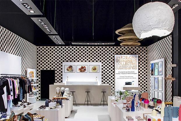 popup boutique barcelona designers collective la roca village nacho vaquero