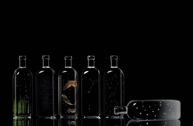 25 nendo holon rain bottle hiroshi_iwasaki