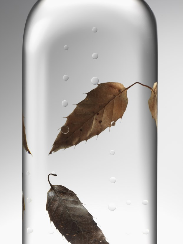 26 nendo holon rain bottle Hiroshi Iwasaki