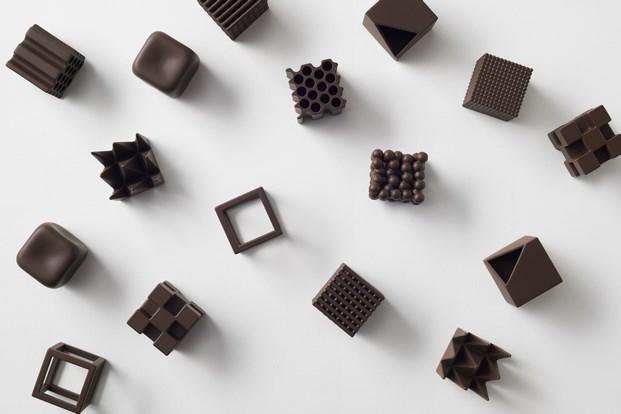 28 nendo holon chocolatexture Akihiro Yoshida