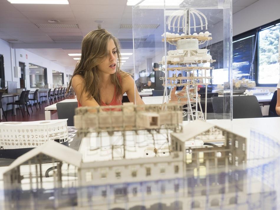 Estudia arquitectura en la uem for Universidades de arquitectura en espana