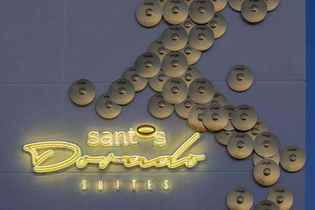 Hotel Santos Dorado (2)