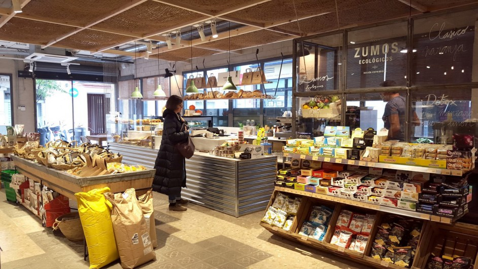 Organic Market Barcelona apertura