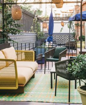 el oasis interior de la nueva joyera rabat en barcelona