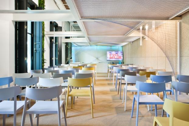Descubre los espacios premio casa decor madrid 2016 for Diseno de interiores grado madrid