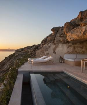 Hotel Cap Rocat en mallorca diariodesign