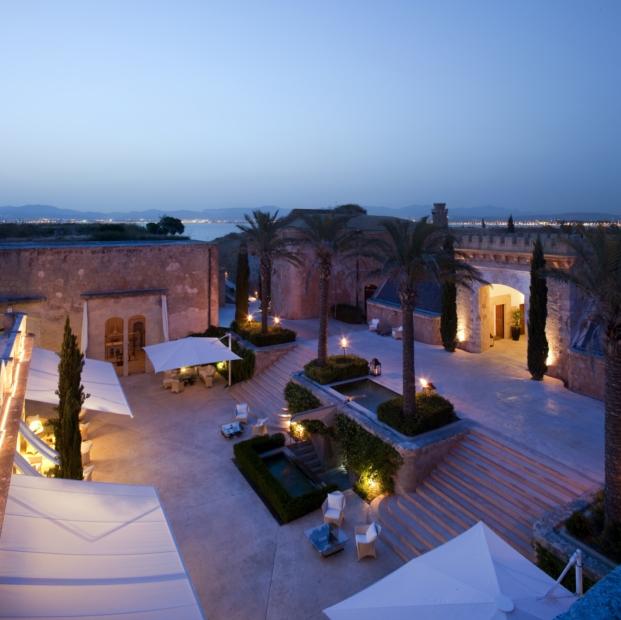 Cap Rocat  Mallorca terraza diariodesign