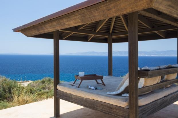 vistas desde hotel Cap Rocat en mallorca diariodesign