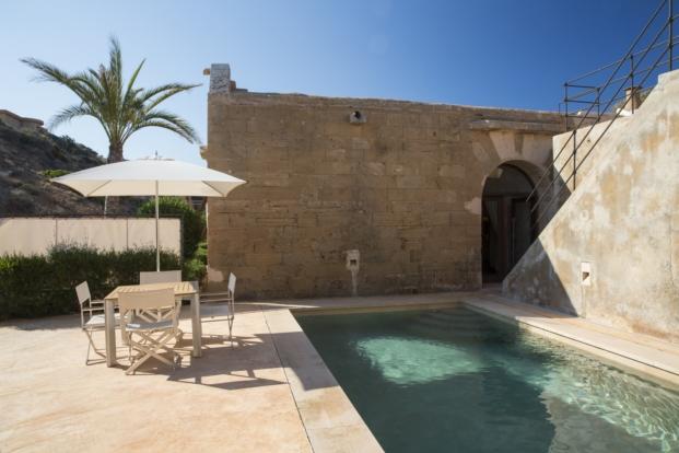 Cap Rocat en mallorca piscina diariodesign