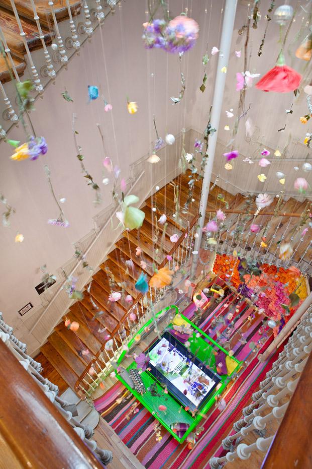 casadecor 2016 escalera-lobby-cbre-arquitectura
