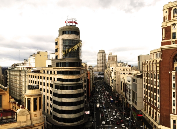 Gran Vía open house 2016 en madrid