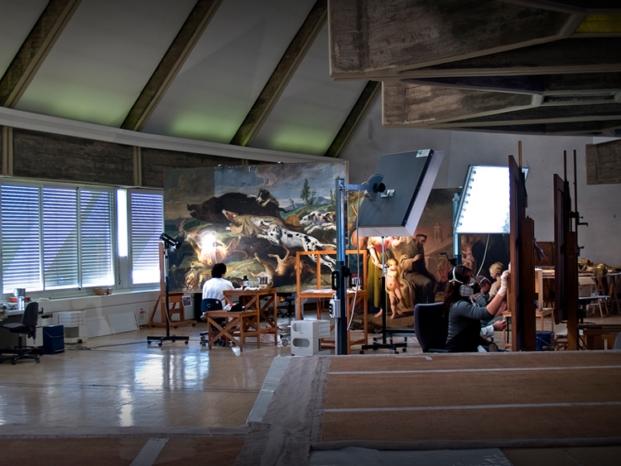 Opne House 2016 visitar el Instituto de Patrimonio Cultural de España