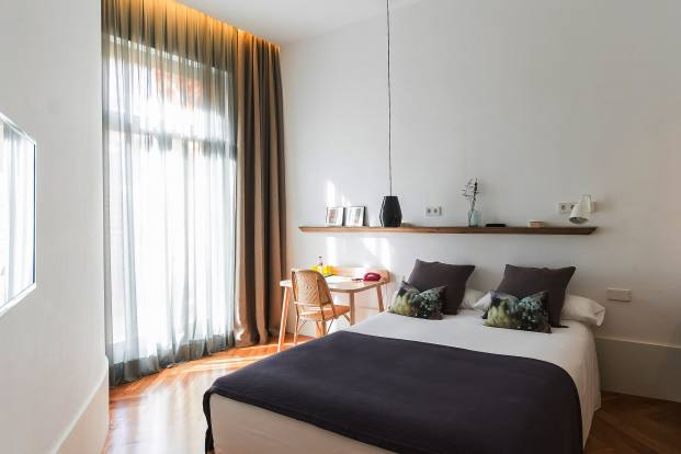 room hotel casa mathilda de espacio en blanco en diariodesign