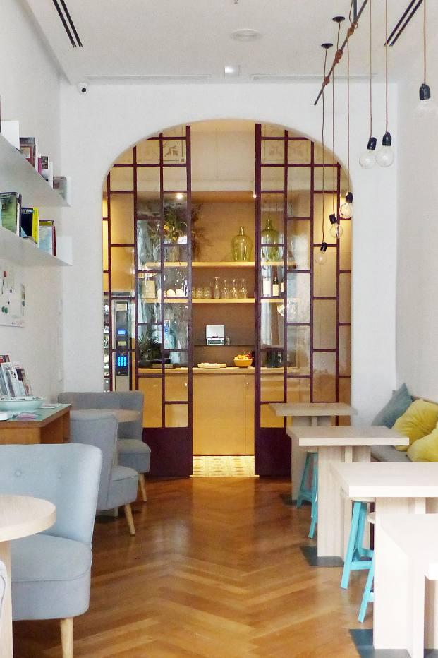 hotel casa mathilda de espacio en blanco barbara aurell en diariodesign