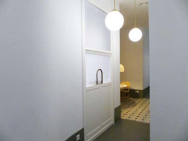 recepcion hotel casa mathilda de espacio en blanco en diariodesign