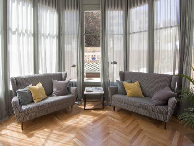 salon hotel casa mathilda de espacio en blanco en diariodesign