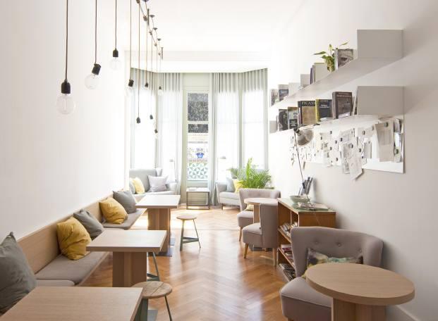 hotel casa mathilda de espacio en blanco en diariodesign