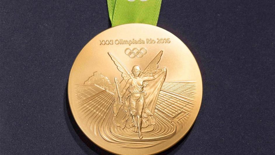 1 rio 2016 medallas