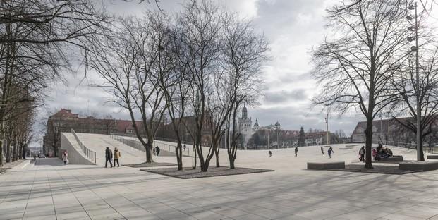 11 public space