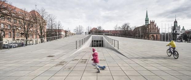 13 public space