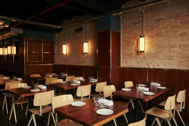 restaurante Elephant Crocodile Monkey & Tet hotel casa bonay