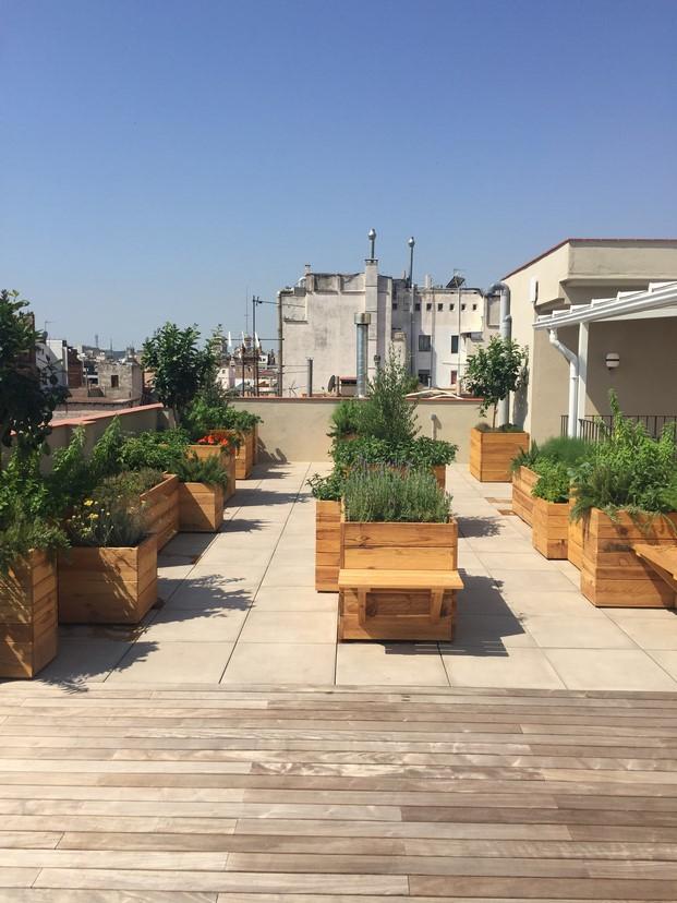 terraza de casa bonay diariodesign