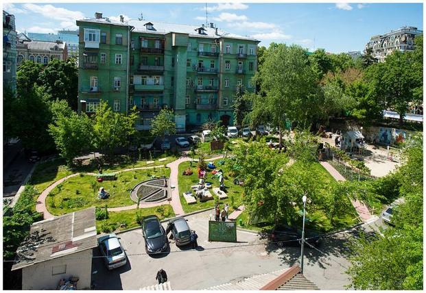 17 public space