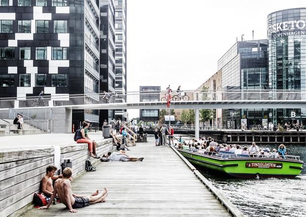 19 public space