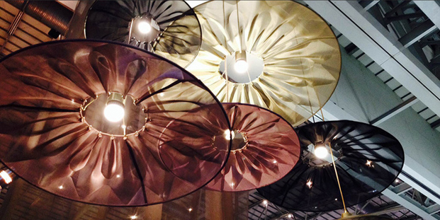 3-Restaurant & Bar Product Design Awards2016-Fan Lamps-mema designs