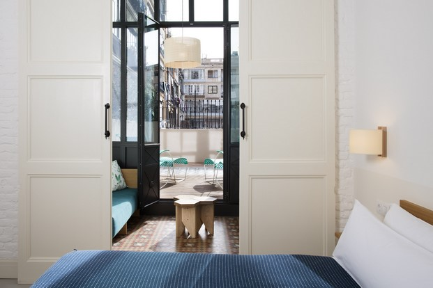 habitacion hotel boutique casa bonay barcelona diariodesign