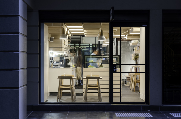 6-Hunters' Roots Café and Juice Bar-Kitayama K Architects