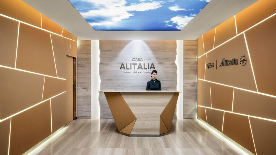 Salas VIPS de Alitaia por Studio Marco Piva 1
