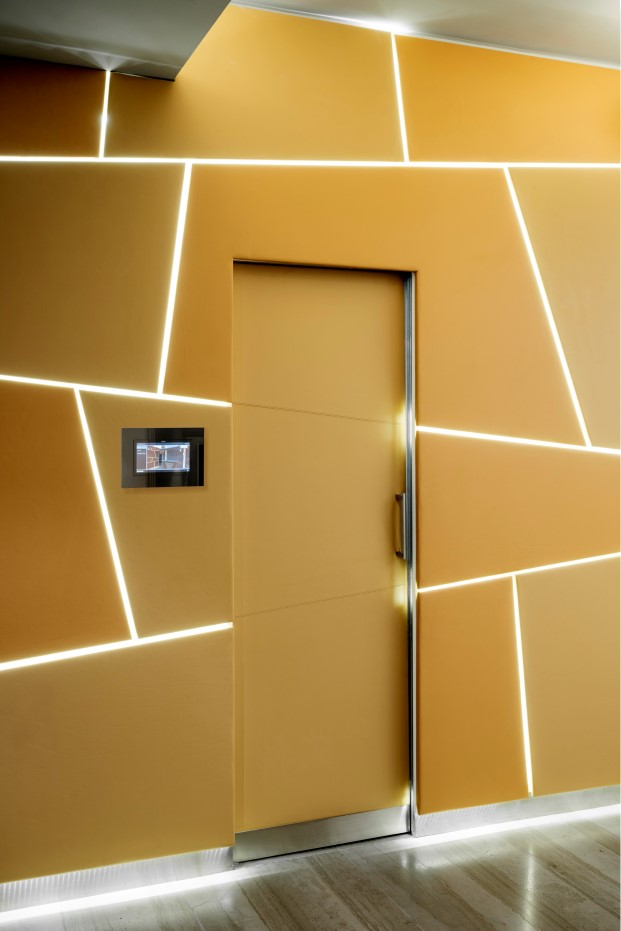 Salas VIPS de Alitaia por Studio Marco Piva 10