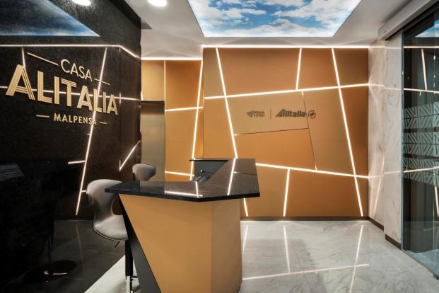 Salas VIPS de Alitaia por Studio Marco Piva 11