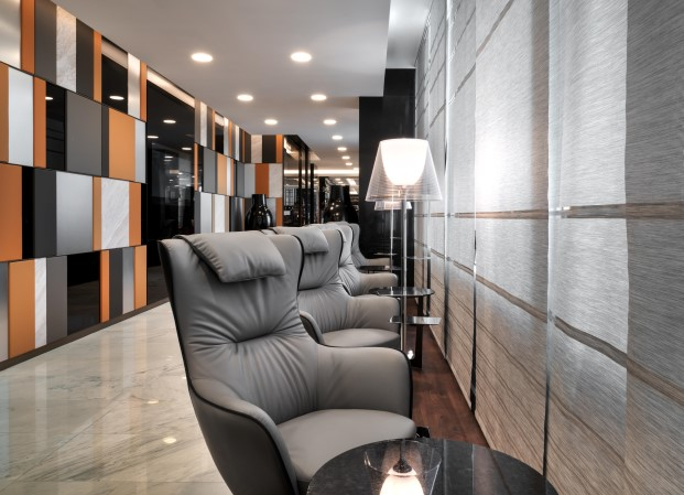 Salas VIPS de Alitaia por Studio Marco Piva 14
