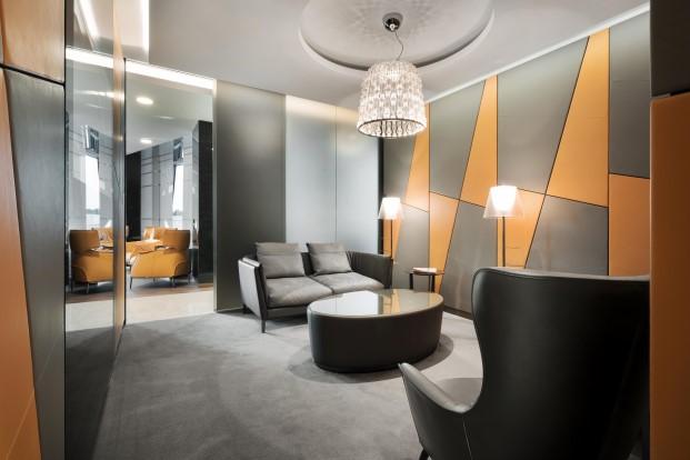 Salas VIPS de Alitaia por Studio Marco Piva 15