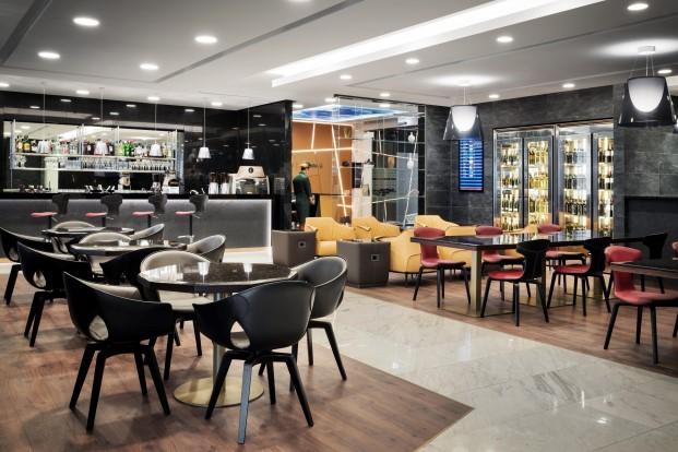 Salas VIPS de Alitaia por Studio Marco Piva 16