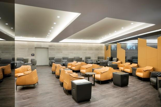 Salas VIPS de Alitaia por Studio Marco Piva 5