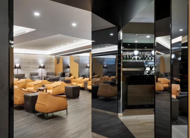 Salas VIPS de Alitaia por Studio Marco Piva 6